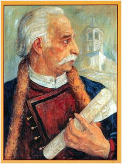 Портрет на Колю Фичето