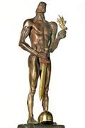 Статуетка на наградите Аскеер, автро Георги Чапкънов