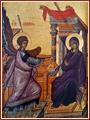 Благовещение, 25 март, икона