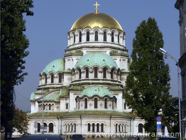 """Патриаршеска катедрала """"Св.Александър Невски"""""""