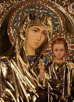 Света Богородица, 21 ноември, Ден на християнското семейство и православната младеж